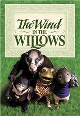The Wind in the Willows (1983) bluray Poster