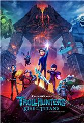 Trollhunters: Rise of the Titans (2021) 1080p Poster