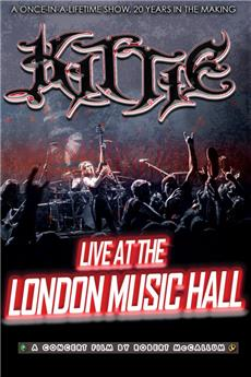 Kittie: Live at the London Music Hall (2019) Poster