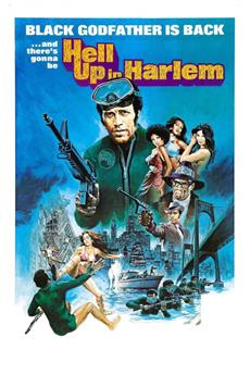 Hell Up in Harlem (1973) Poster