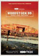 Woodstock 99: Peace Love and Rage (2021) Poster
