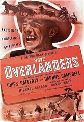 The Overlanders (1946) bluray Poster