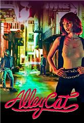 Alley Cat (1984) 1080p Poster