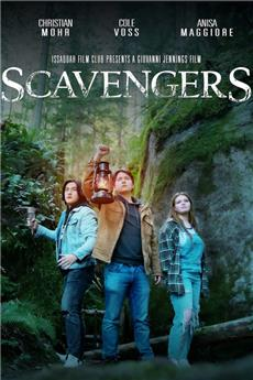 Scavengers (2021) Poster