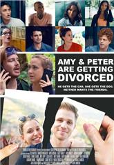 Amy and Peter Are Getting Divorced (2021) Poster