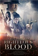 Righteous Blood (2021) Poster