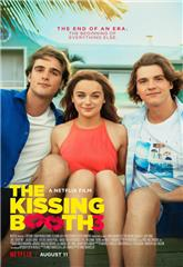 The Kissing Booth 3 (2021) Poster