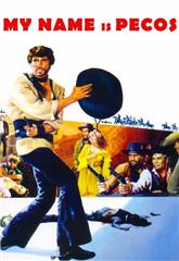 My Name Is Pecos (1966) bluray Poster