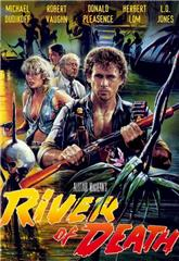 River of Death (1989) bluray Poster