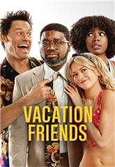 Vacation Friends (2021) Poster