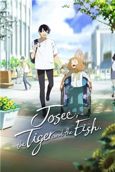 Josee, the Tiger and the Fish (2020) Poster