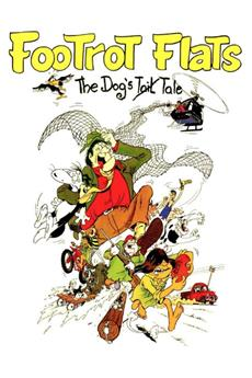Footrot Flats: The Dog's Tale (1986) Poster