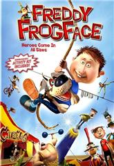 Freddy Frogface (2011) 1080p Poster