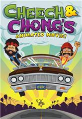 Cheech & Chong's Animated Movie (2013) 1080p Poster