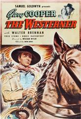 The Westerner (1940) 1080p Poster