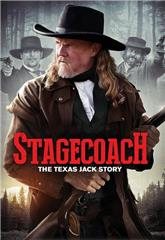 Stagecoach: The Texas Jack Story (2016) bluray Poster