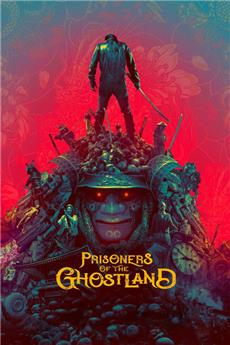 Prisoners of the Ghostland (2021) 1080p Poster