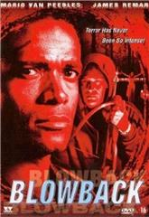 Blowback (2000) bluray Poster
