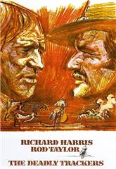 The Deadly Trackers (1973) bluray Poster