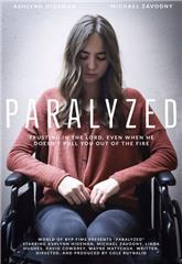 Paralyzed (2021) Poster