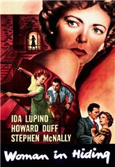 Woman in Hiding (1950) 1080p bluray Poster