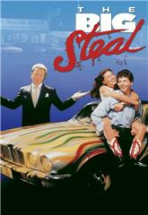 The Big Steal (1990) poster