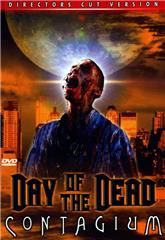 Day of the Dead 2: Contagium (2005) bluray poster