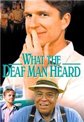 What the Deaf Man Heard (1997) poster