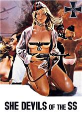 She Devils of the SS (1973) poster