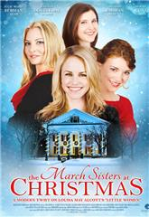The March Sisters at Christmas (2012) poster