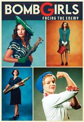 Bomb Girls: Facing the Enemy (2014) 1080p web poster