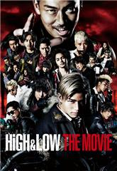 High & Low: The Movie (2016) poster