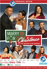 Marry Us for Christmas (2014) 1080p web poster