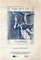 The Act of Reading (2021) Poster