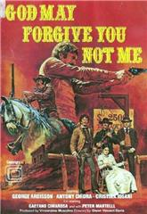 May God Forgive You... But I Won't (1968) Poster