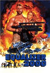 Equalizer 2000 (1987) bluray poster