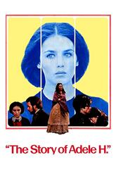 The Story of Adele H (1975) bluray poster