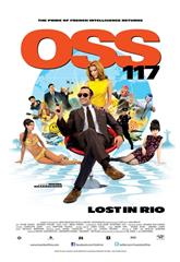 OSS 117: Lost in Rio (2009) 1080p Poster