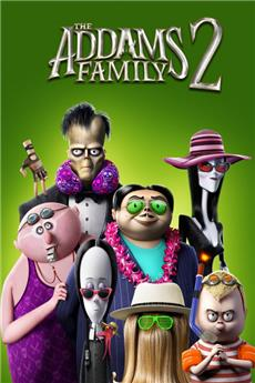 The Addams Family 2 (2021) 1080p Poster