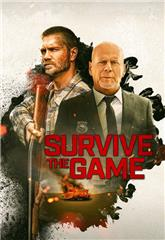 Survive the Game (2021) 1080p Poster