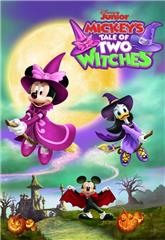 Mickey's Tale of Two Witches (2021) 1080p Poster