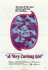 A Very Curious Girl (1969) Poster