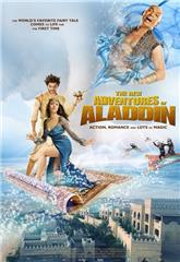 The New Adventures of Aladdin (2015) Poster