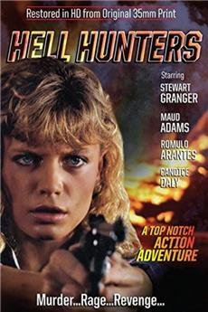 Hell Hunters (1987) Poster