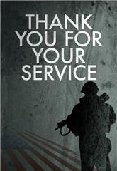 Thank You for Your Service (2015) Poster