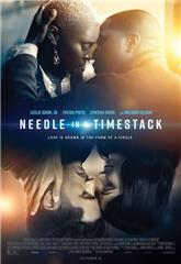 Needle in a Timestack (2021) bluray Poster