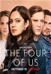 The Four of Us (2021) 1080p Poster