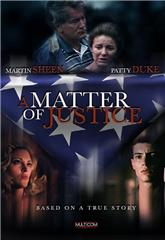 A Matter of Justice (1993) Poster