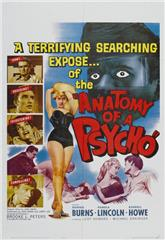 Anatomy of a Psycho (1961) Poster