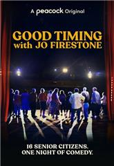 Good Timing with Jo Firestone (2021) 1080p Poster